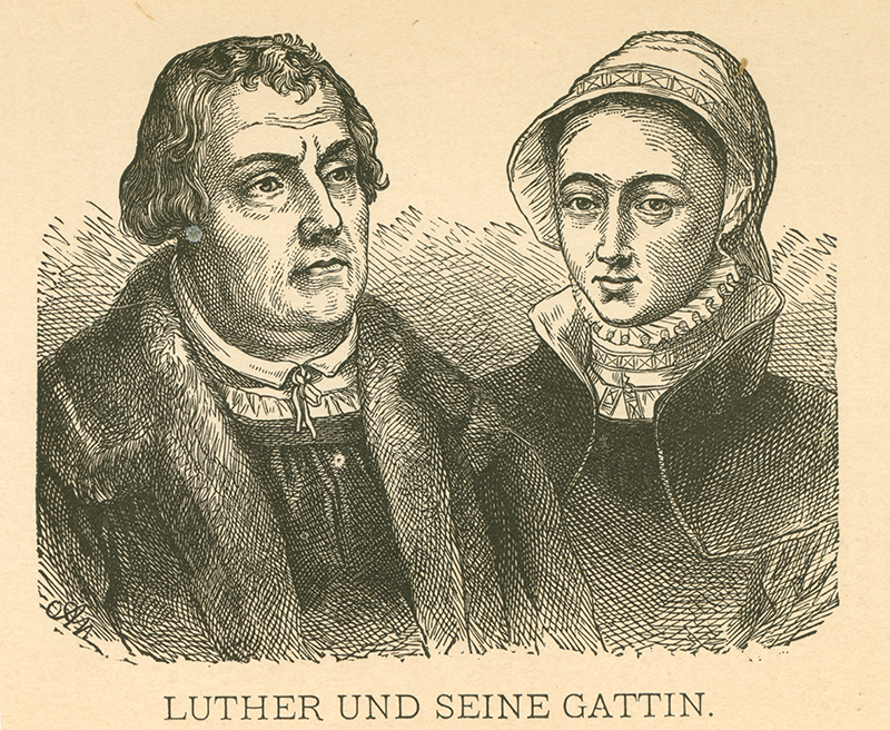 Love and Marriage: Luther Style