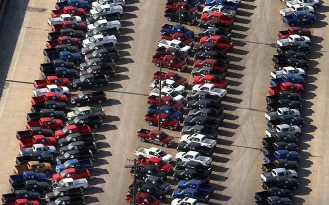 Car Companies Down the Drain